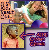 US Kids reach out banner